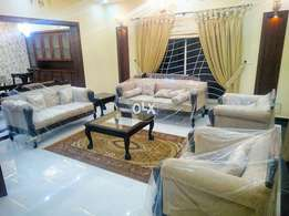 10Marla Fully Furnished house 4Bed Room for rent in Bahria Town ph 2