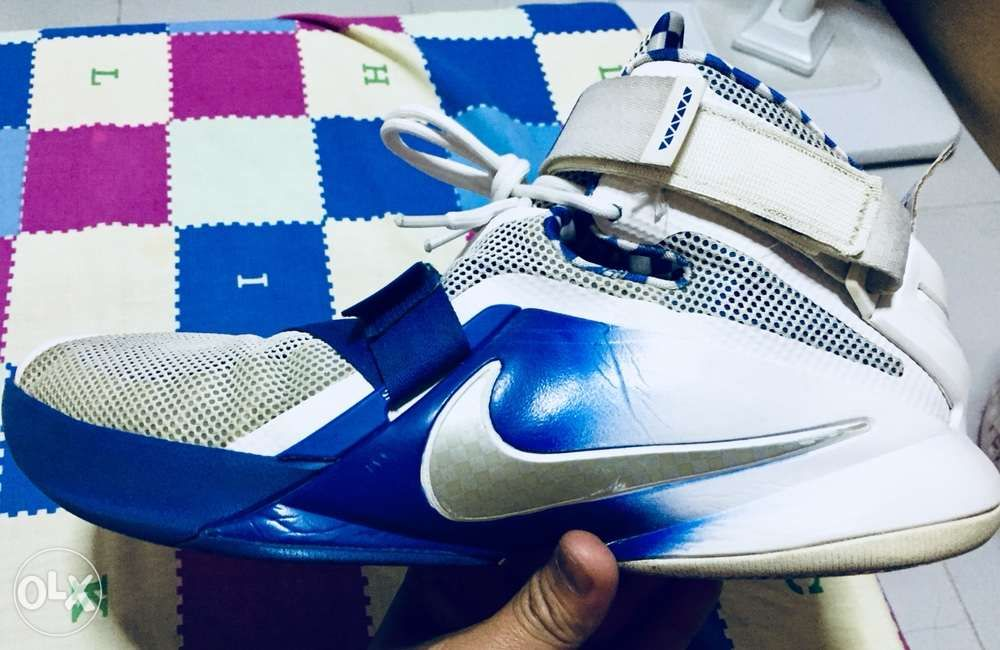 best sneakers d5796 fae32 lebron soldier 9 BBN for sale or swap in Angeles City ...