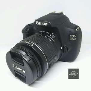 Canon 1200D No box