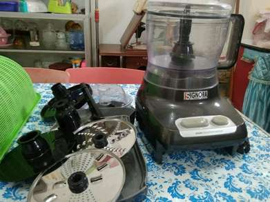 Dijual Food Processor Signora