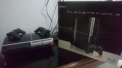 PS3 FAT 250GB (BU)