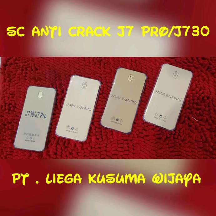 Soft Case Anti Crack J7 Pro