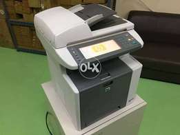A4 size All in one 4 in 1 Photocopiers printer scanner and fax Machine