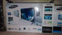 Take Home Entertainment!-55inchs 3D Samsung Android Led Tv PKR.72k
