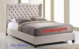 cushion double bed ( on order ) khawajas Rawalpindi Fix price