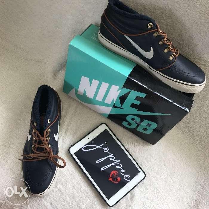 c82722230805e1 Nike SB Zoom Stefan Janoski Mid PR Skateboarding limited ed in ...