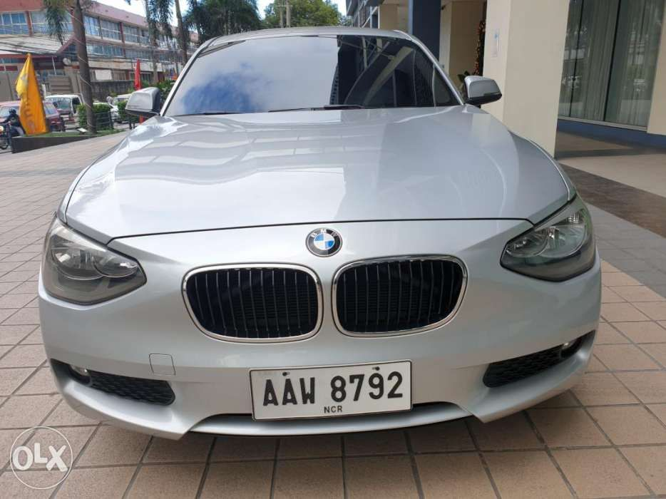 2013 bmw 116i in pasig metro manila ncr. Black Bedroom Furniture Sets. Home Design Ideas