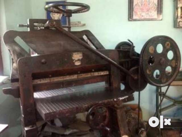 Mark As Favorite Show Only Image Cutting Machine Printing Press Negotiable