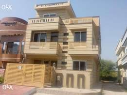 G 13 30 60 new constructed house beautiful house for in Islamabad