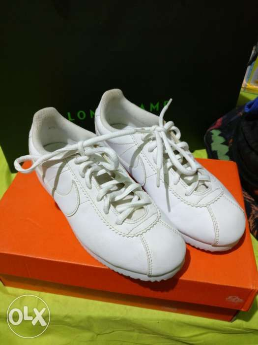 new products 37bc3 ece04 Nike Cortez Triple White in Quezon City, Metro Manila (NCR ...