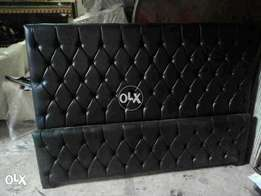 Black colour king size cousin bed
