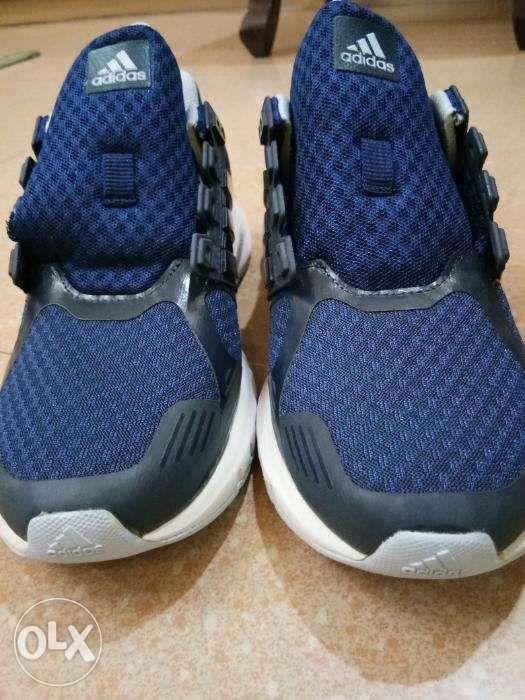 Adidas cloudfoam ortholite running shoes X nike converse