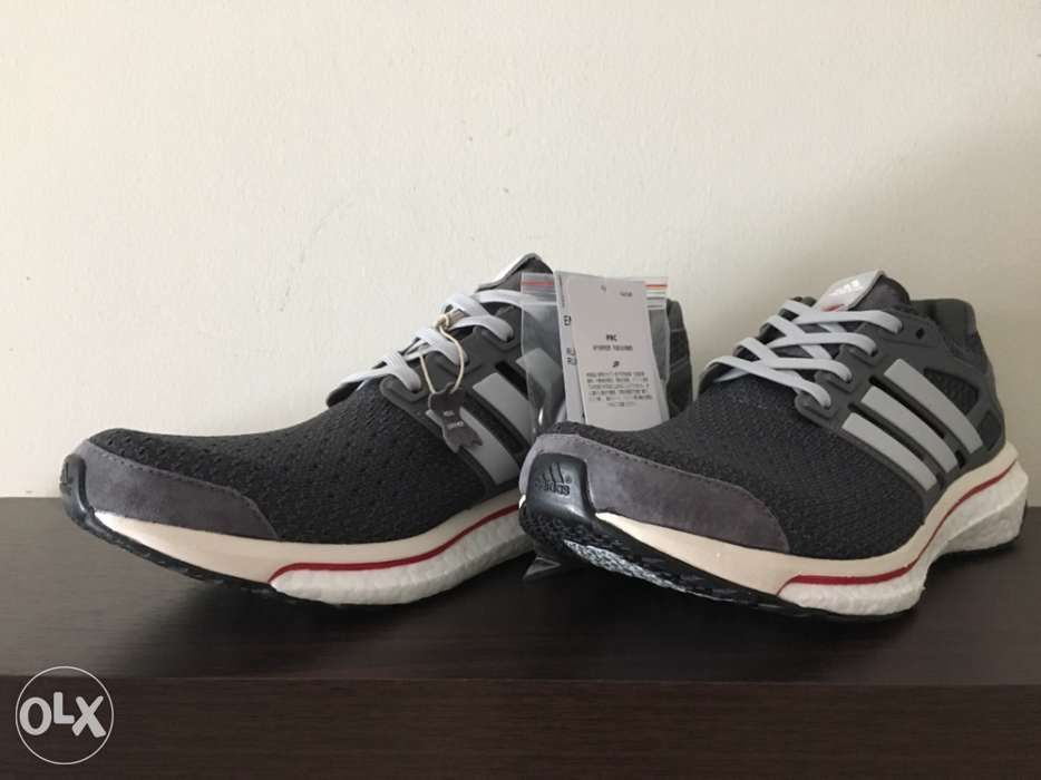 online store 596ec 2a477 ... Adidas Energy Boost Run Thru Time 9us mens brand new ...