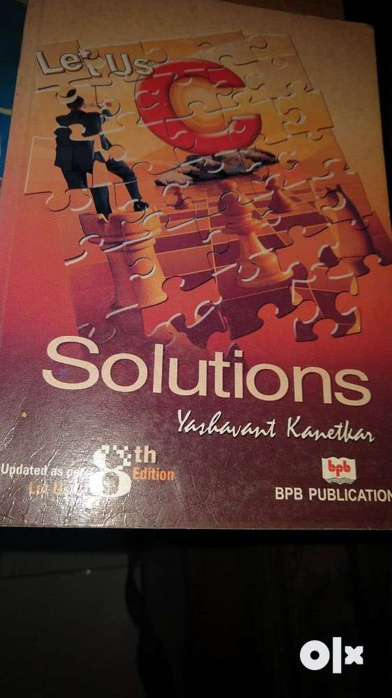 Let Us C Solutions Book