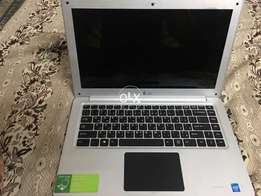 Zed Air ultra slim laptop 14 inches American Brand