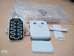 Treat Your Child Bedwetting wd Chummie Premium Bedwetting Alarm System