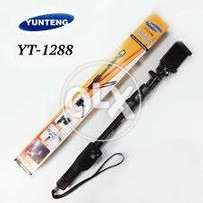 Selfie Stick For Smartphones & Digital Cameras YunTeng YT-1288
