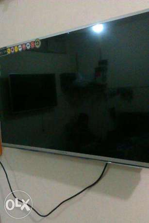 42 inch led tv FHD new branded model offer usb hdmi :home theater supp