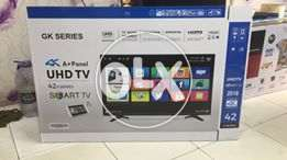 Slim smart 42inch samsung new model led tv