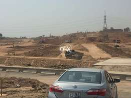 DHA 5 sector F 125 sq yds plot for sale