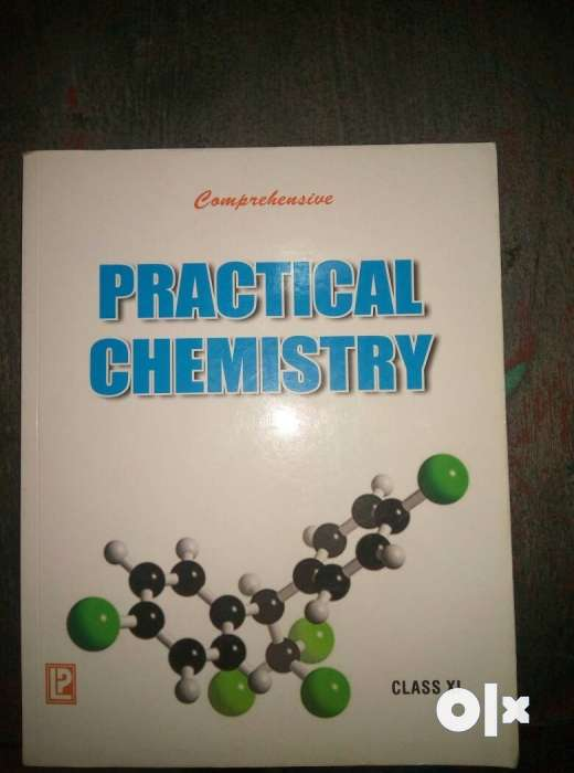 Comprehensive Practical Chemistry Book class 11 - Books