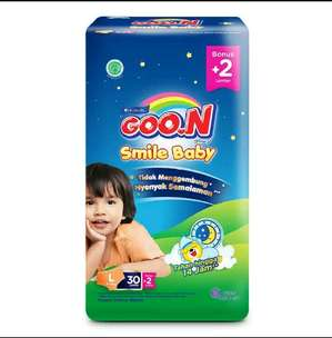 goon smile baby night L 30+2