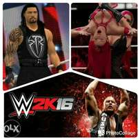 Wwe 2k16 official PC and many more games