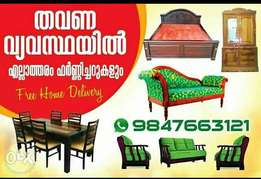 Monthly payement. Free home delivery.