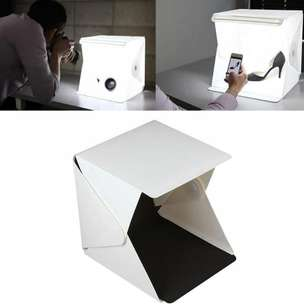 Mini Studio Photo Portable / Box LED Foto Portabel photography