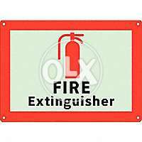 Safety Signs and products now at your door steps all Pakistan delivery