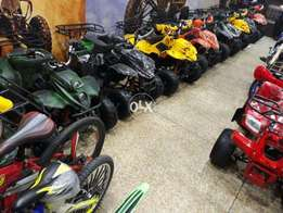 50 cc to 110 cc quad bike atv in same size and price available here