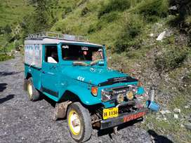 Toyota Jeep In In Rawalpindi Free Classifieds In Rawalpindi Olx