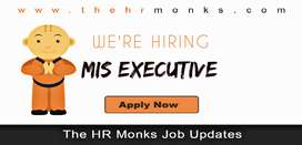 Image result for hiring MIS Executive
