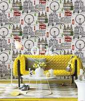 Modern Style Wallpaper Home , Office Exclusive Design