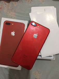 Iphone 7 plus 32Gb red edition