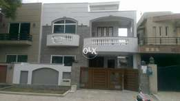 10 marla for rent in phase 5 Upper portion Bahria Town