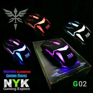 Mouse Gaming NYK GN-02