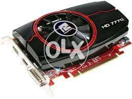 Radeon amd hd 7770 1gb