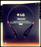 New Bluetooth Headset for LG S740T Card FM Radio Feature