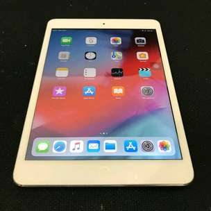 iPad 2 Mini 32gb Silver Wifi Only Ori (Unit & Charger Only)