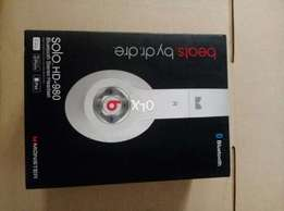 Beats by dre solo HD 980 Wireless Headphones (Master Quality)