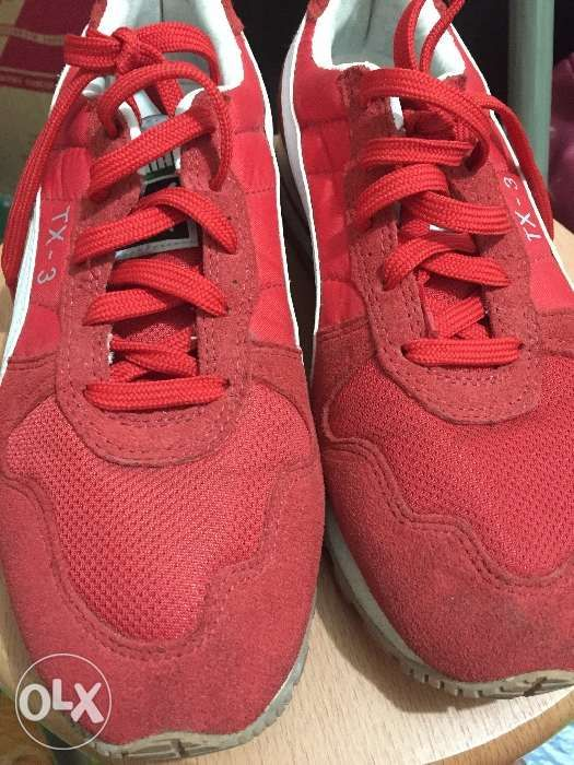 66553faceaa2f Puma TX-3 color red for men or women in Makati