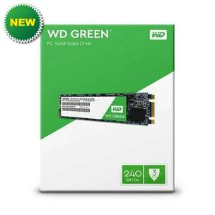 Hot Product > SSD M2 WD Green 240Gb Untuk Upgrade Laptopmu Kudu Punya