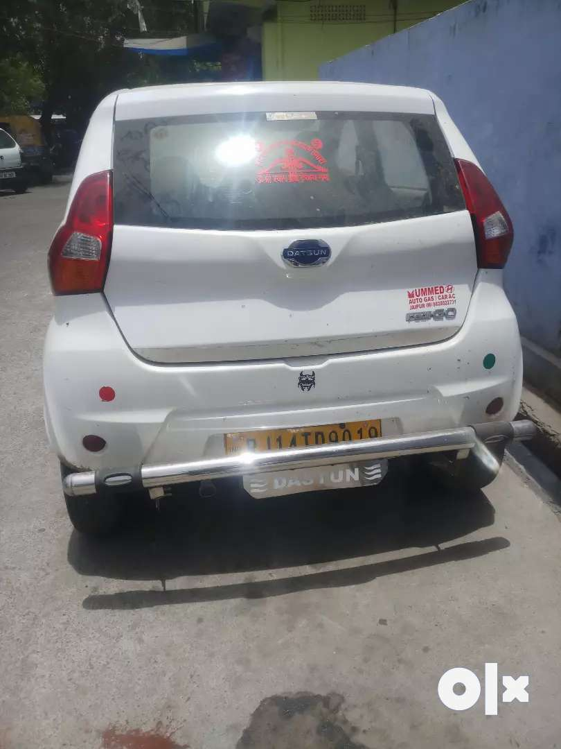 Datsun Go Car Petrol 50000 Km Driven Redy To Sell Hurry Up Cars
