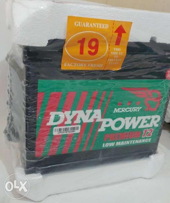 Dyna Power And Yokohama Car Battery In Paranaque Metro Manila Ncr