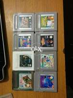 Nintendo Gameboy games retro