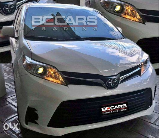 Brandnew 2019 Toyota Sienna LE In Quezon City, Metro