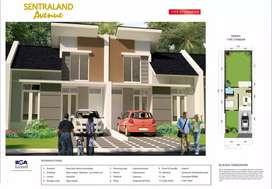 (YD) Rumah Minimalis Harga Ringan Dengan Tanah Luas Di Parung Panjang
