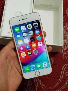 iphone 6 64gb gold ex resmi ibox
