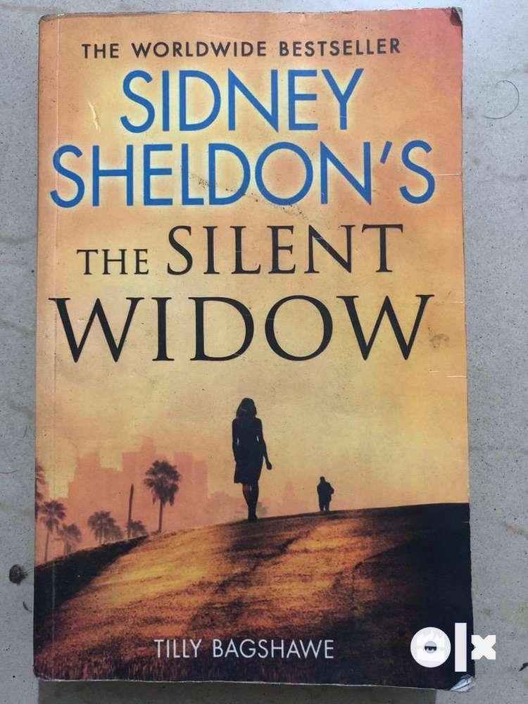 Sidney Sheldon The Silent Widow Books 1579807859